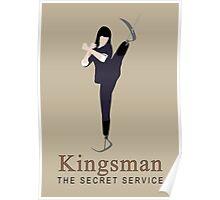 Kingsman - Gazelle Poster