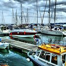 Poole Harbour by naturelover
