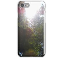 Shine Down on Me iPhone Case/Skin