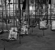Empty Swings by mikeandre