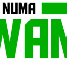 The Swamp Sticker