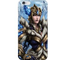 Sejuani - The Winter's Claw iPhone Case/Skin