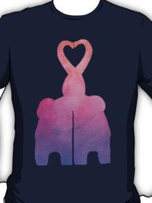 Elephant Kiss T-Shirt