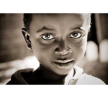 Yawo Village Kids Series #3 Photographic Print