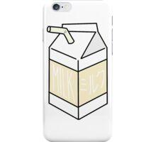 Milk Carton - yellow iPhone Case/Skin