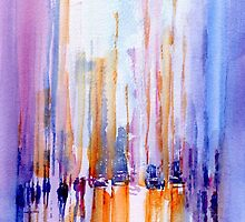 'MAIN STREET' by Paulusart