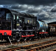 BR 13079 Class 08 Shunter by Andrew Pounder