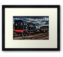 BR 13079 Class 08 Shunter Framed Print
