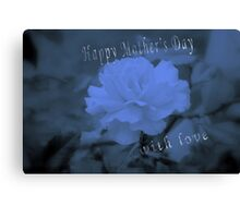 Happy Mother's Day with love. Canvas Print