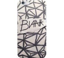 BLANK- OG iPhone Case/Skin