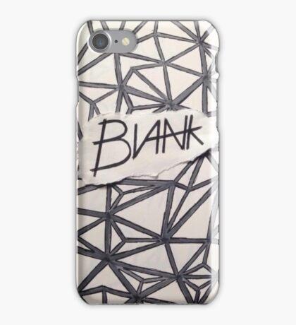 BLANK- OG iPhone Case/Skin