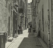 La Rochelle, France #2 by Elaine Teague