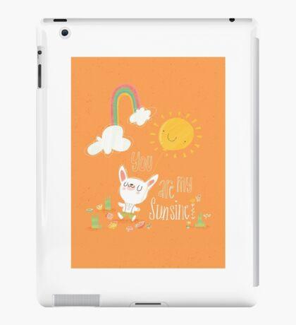You Are My Sunshine iPad Case/Skin