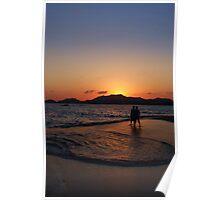 Acapulco Sunset Poster