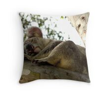 Nice Soft Bed Throw Pillow