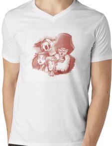 Monkey Island Mens V-Neck T-Shirt