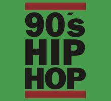 90's Hip Hop One Piece - Short Sleeve