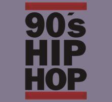 90's Hip Hop Kids Tee