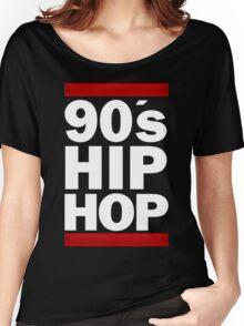 90's Hip Hop Women's Relaxed Fit T-Shirt