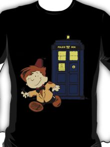 Doctor Who Peanuts T-Shirt