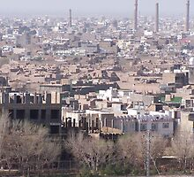 Herat, Afghanistan by Martina Nicolls