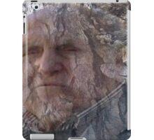 Head in the trunk iPad Case/Skin