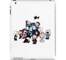 Doctor Who All Doctors comic iPad Case/Skin