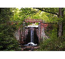 ~Water Under the Bridge~ Photographic Print
