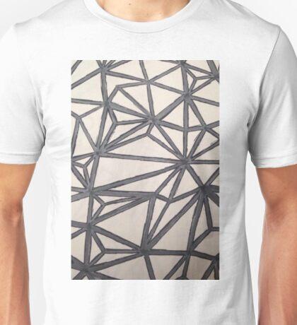 BLANK- OG pattern Unisex T-Shirt