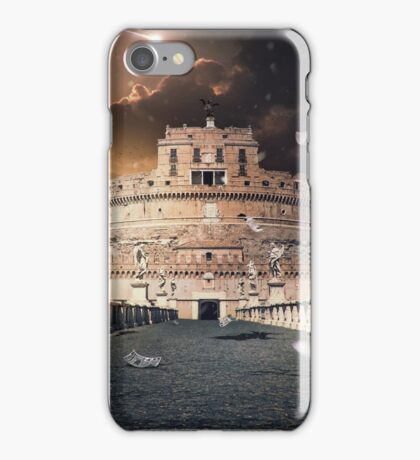 Rome Apocalypse  iPhone Case/Skin