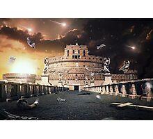 Rome Apocalypse  Photographic Print