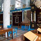Abuhav Synagogue #5 by Moshe Cohen