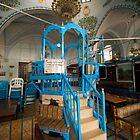 Abuhav Synagogue #2 by Moshe Cohen