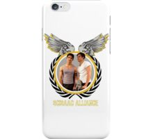 The Scissac Alliance [Front/Back] iPhone Case/Skin