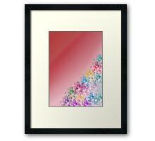 Candy Jar Framed Print