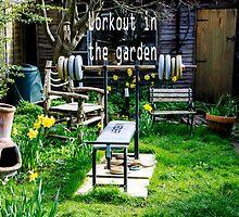 Garden workout by demor44