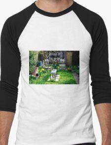 Garden workout Men's Baseball ¾ T-Shirt