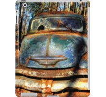 The Truck In The Woods iPad Case/Skin