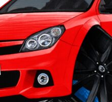 Vauxhall Astra VXR Racing Edition Sticker