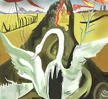 White Swan by Nornberg77