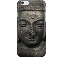 Ancient Buddha Statue iPhone Case/Skin