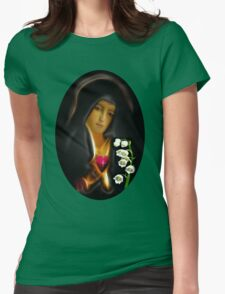 ✿♥‿♥✿ MY VERSION - TEARS OF THE VIRGIN MARY...TEE SHIRT✿♥‿♥✿ T-Shirt