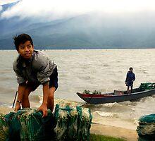 Gusts and Gales of Vietnam by Laura McNamara