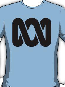 ABC Australia logo - black T-Shirt