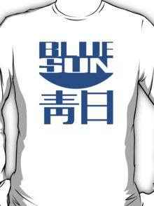 The Original Blue Sun Corporation Logo T-Shirt