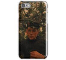 Henry Scott Tuke (1858–1929) The Promise iPhone Case/Skin