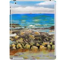 Corrimal Beach near Towradgi Pool iPad Case/Skin