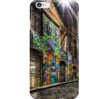 Hosier Lane iPhone Case/Skin