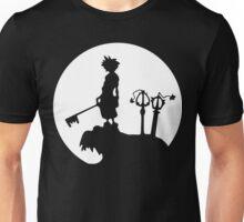 Kingdom Hearts Sora Final Fantasy Unisex T-Shirt
