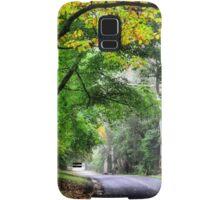 A Hint of Autumn - Mt Wilson NSW Australia Samsung Galaxy Case/Skin